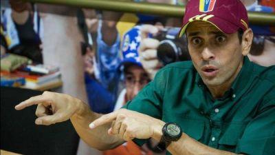 """""""No hay ninguna posibilidad de que el chavismo gane la elección"""
