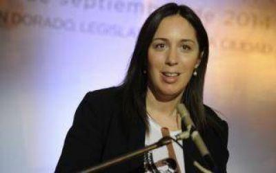 Vidal presenta su Gabinete en Lanús