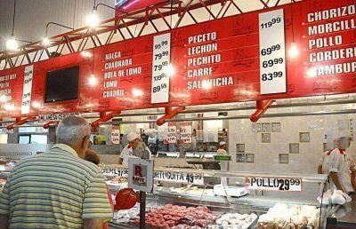 Comercios marplatenses exhiben fuertes subas de precios que repercuten en las ventas