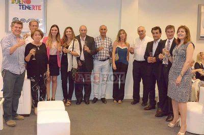 Se celebró de cierre de año de la Fundación OSDE