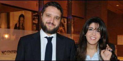 La Justicia italiana investiga a Francesca Chaouqui y a su marido por extorsión