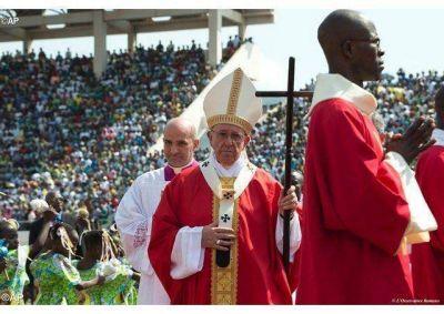 El Papa recuerda a los tantos anónimos buenos samaritanos que trabajan en las misiones