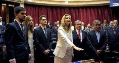 Juraron los nuevos senadores por Tucumán
