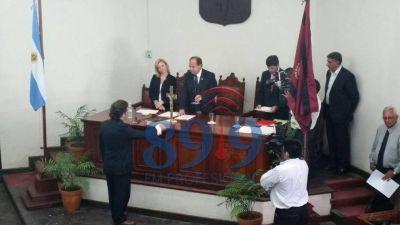 Villada, Fonseca y Suriani conducirán el Concejo