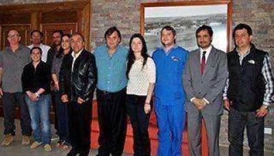 El Calafate: Javier Belloni presentó su nuevo gabinete