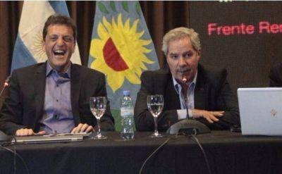 Felipe Sol� ser� vicepresidente tercero de Diputados y Massa conducir� UNA
