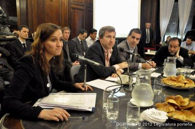 El FpV retuvo la presidencia de la Auditoría