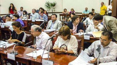 Aprobaron por mayoría el presupuesto municipal