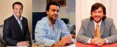 Confluir puso tres ministros y varios funcionarios en el Gobierno de la Provincia de Salta