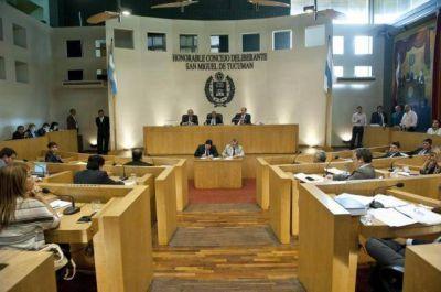 Sin quórum propio, el Concejo Deliberante se convirtió en un escollo para el intendente Alfaro