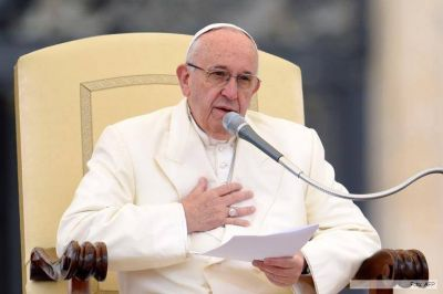 Francisco pide a la COP21 decisiones para atenuar el impacto del cambio climático