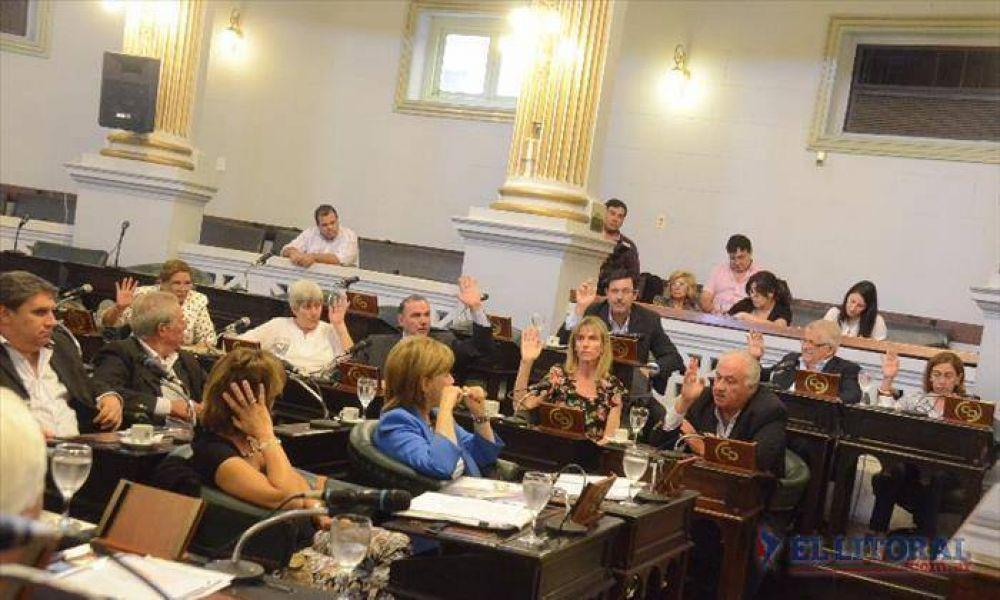 Senado: bloque de ECO busca aprobar el Presupuesto antes del recambio