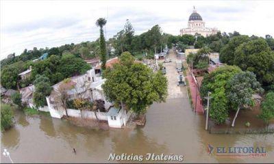 El Paraná se estacionó pero aún hay familias y caminos afectados en diferentes comunas