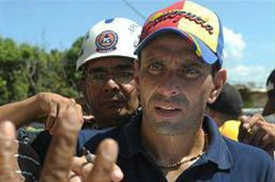 Henrique Capriles: