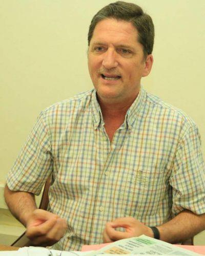Claudio Ersinger analizó el polémico traspaso presidencial