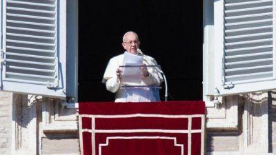 El Papa: «Se necesita un esfuerzo para atenuar el cambio climático»