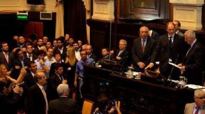 Jorge Santiago será vicepresidente de la Cámara de Diputados bonaerense