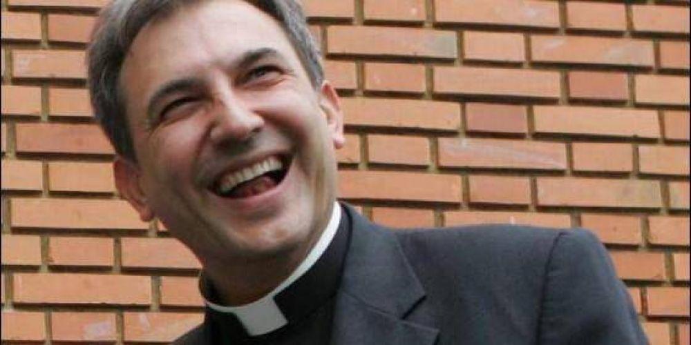 Vallejo Balda será confinado en un monasterio español tras el indulto del Papa