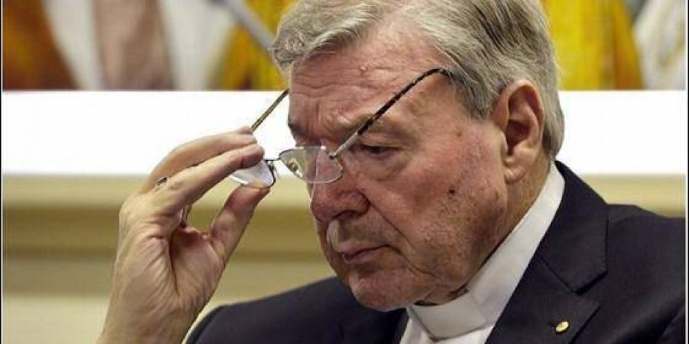Australia investiga la actuación del cardenal Pell en varios casos de abusos a menores