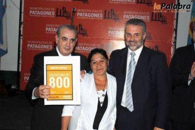 Más de dos mil vecinos recibieron Escrituras Traslativas de Dominio