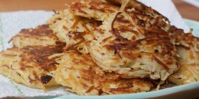 La tradición de la comida de Janucá