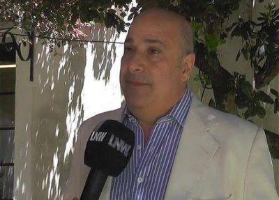 """Carlos Castellano: """"No vamos a ocupar lugares de gestión porque eso compete a la gobernadora"""""""