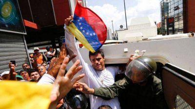 Leopoldo López felicitó a los venezolanos por