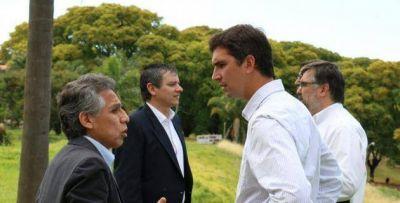 Transición 2015: Salazar y su gabinete ofrecieron su primer mensaje a la ciudadanía
