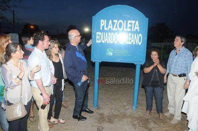 Fue inaugurado el Parque Recreativo y de la Salud 'Eduardo Galeano'