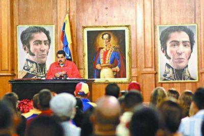 Maduro llamó a la unidad del chavismo