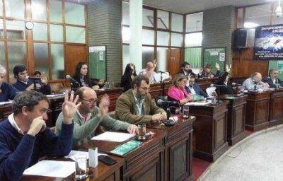 Se negocia la constitución de un interbloque de concejales en Trenque Lauquen
