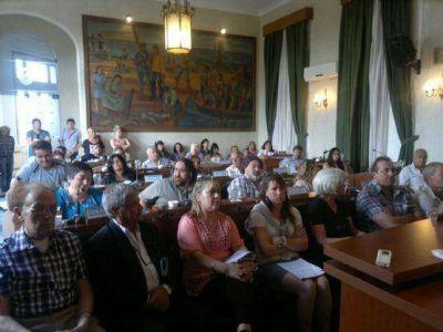 Concejo Deliberante: Entre el aumento de tasas y la despedida de concejales
