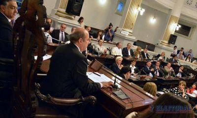 Con sesión doble la Legislatura iniciará el debate para aprobar el Presupuesto