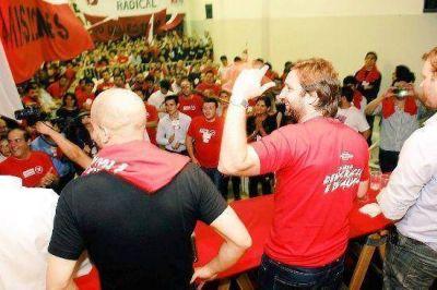 """El posadeño """"Pepe"""" Pianesi es el nuevo presidente de la Juventud Radical Nacional"""