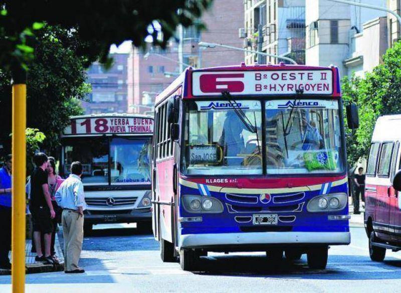 Aetat pide una suba en el valor del boleto, o bien más subsidios