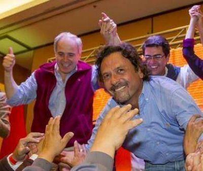 El gabinete completo que acompañará a Gustavo Sáenz