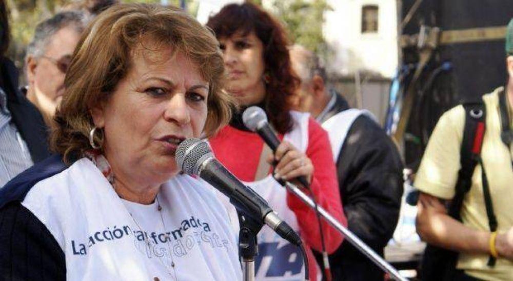 """Docentes volvieron a reclamarle a Vidal una """"convocatoria urgente"""""""