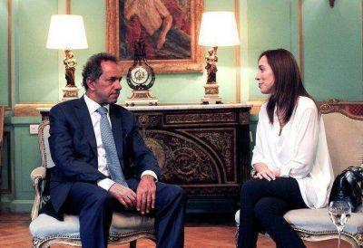 El traspaso de mando en la asunci�n de Mar�a Eugenia Vidal ser� en la Casa de Gobierno
