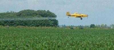 La Federaci�n Agraria critic� fuertemente la media sanci�n a la ley de agroqu�micos