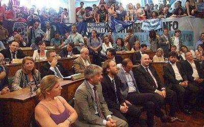 Juraron los concejales electos y Carasatorre sigue como presidente
