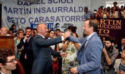 Asumieron los nuevos concejales de Lomas de Zamora