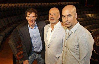 Telerman y los desaf�os del Complejo Teatral Buenos Aires