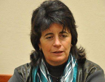 Josefina Díaz defendió la conformación del bloque PRO