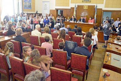 Concejales salientes se despidieron en un clima de cordialidad y con agradecimientos