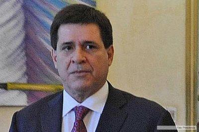 Cartes anticip� armon�a en la regi�n del Mercosur, tras los comicios en Venezuela