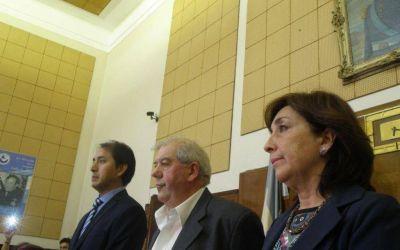 Guillermo S�enz Saralegui, nuevo presidente del Concejo Deliberante