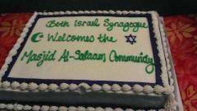 Sinagoga de Canadá acoge a los fieles islámicos