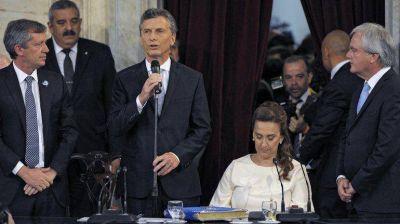 Macri prometió combatir la corrupción: