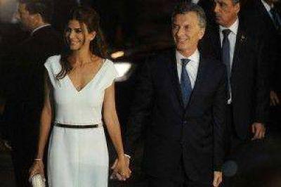 Macri y su Gabinete concurrieron a una gala especial en el Teatro Colón