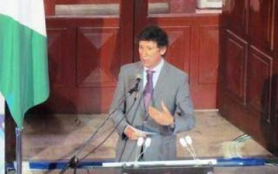 San Isidro: Posse juró como Intendente y presentó nuevo Gabinete